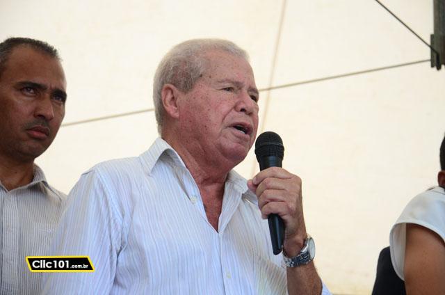 Jésus Moura morreu aos 77 anos