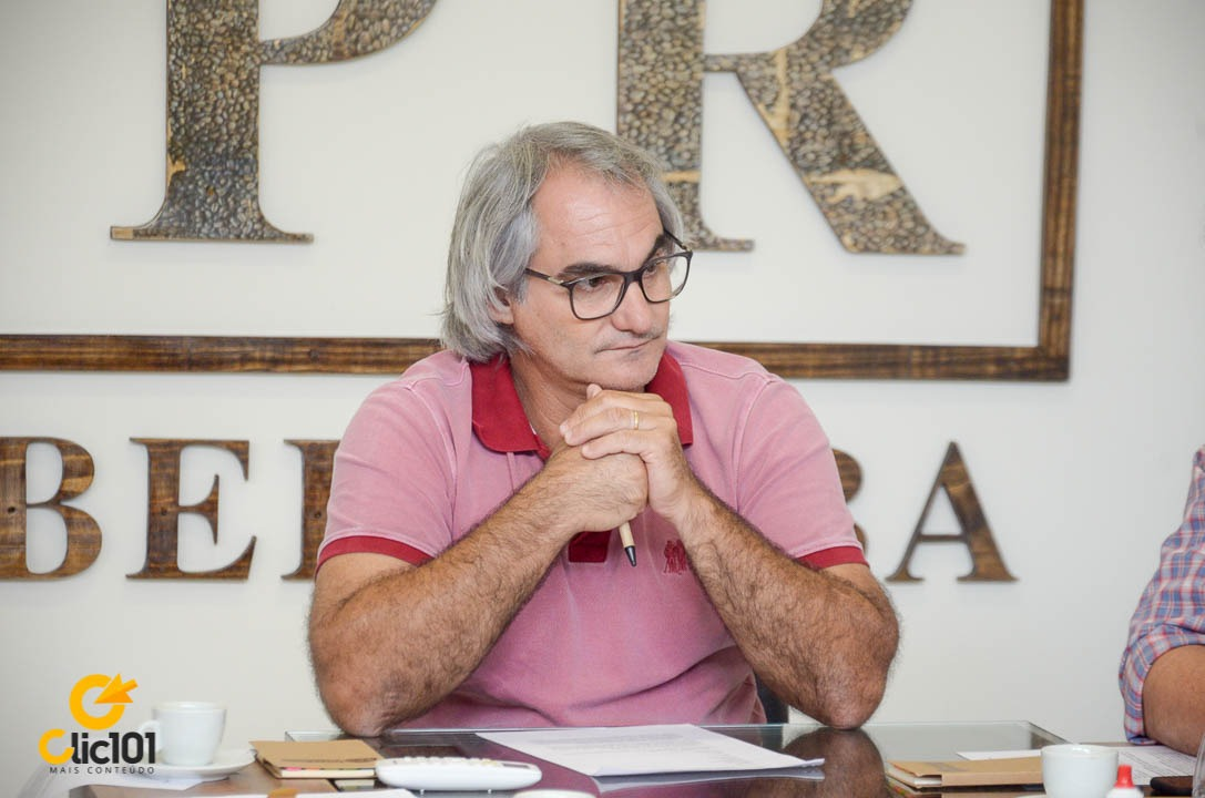 |Gilberto Borlini - presidente do SPRItabela