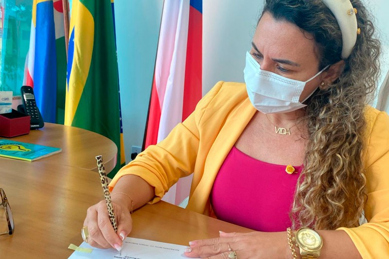 Prefeita Cordélia Torres terá semana movimentada e intensa de compromissos