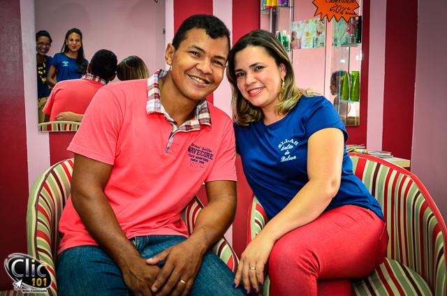 Marcelo e Fabiana