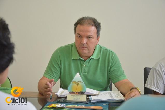 Rui Dias / Gerente Técnico do Senar