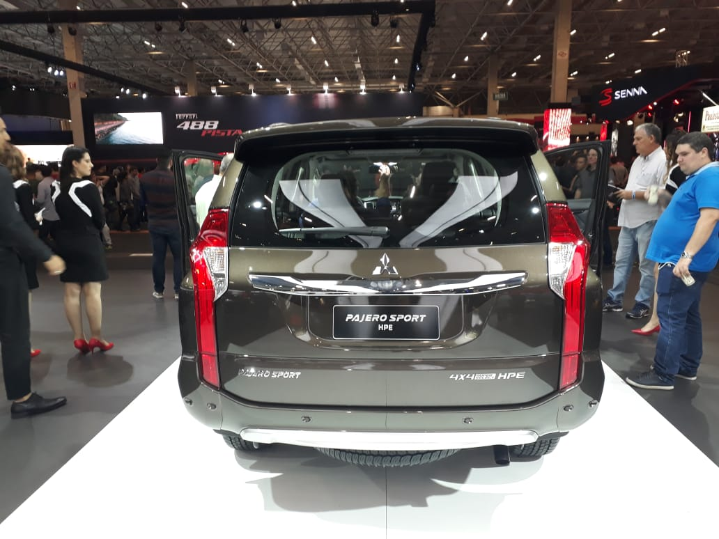 Nova Mitsubishi Pajero Sport