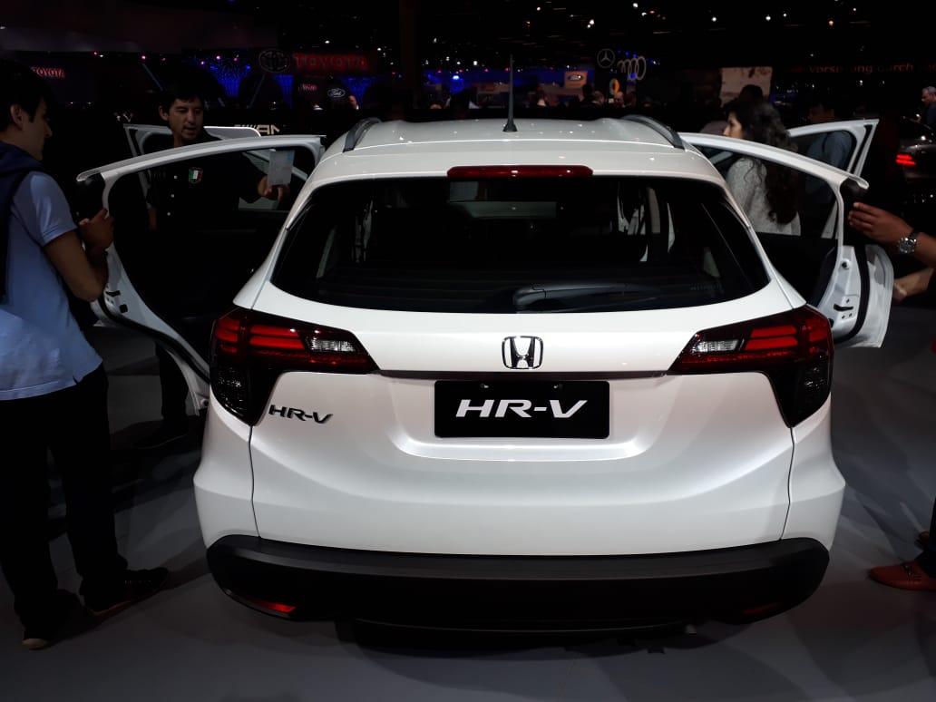 Novo Honda HRV 2019