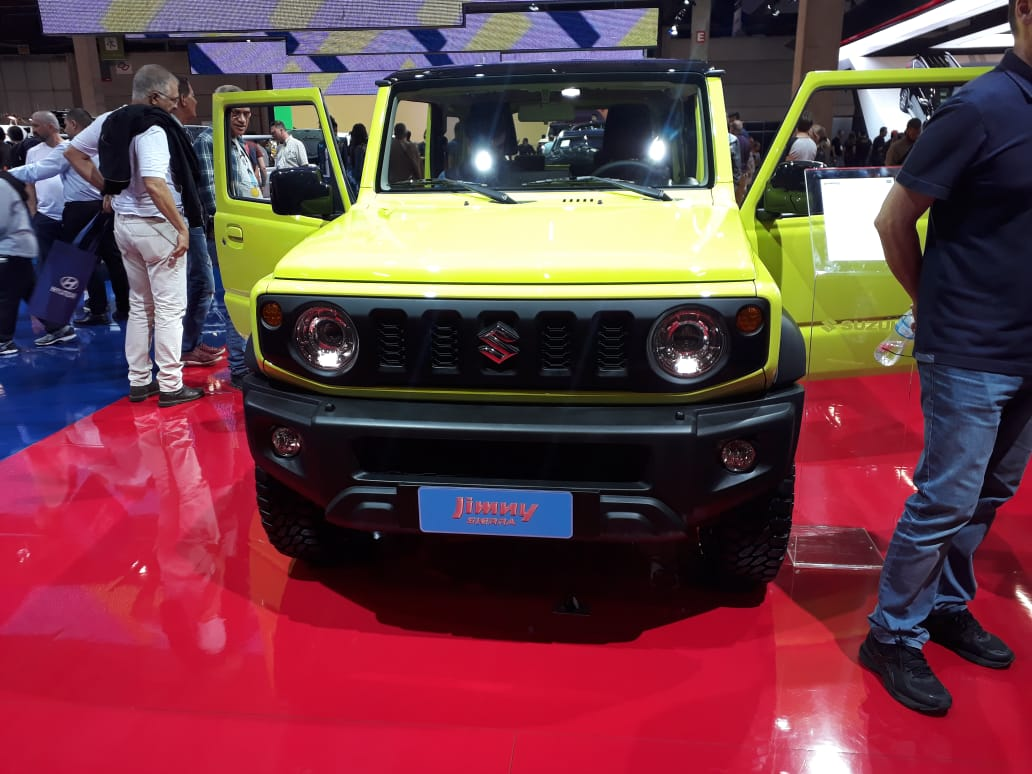 Novo Suzuki Jimmy 2019