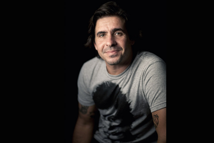 """Fotógrafo e doutor em artes, Edu Monteiro, lançará o livro """"Saturno"""" – Foto: Divulgação"""