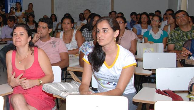 Evento acontece no auditório da instituição no Bairro Stela Reis. Inscrições são gratuitas – Foto: arquivo Rose Marie)