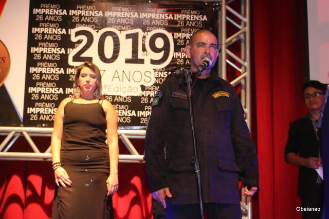 A GTBC Cursos Profissionalizantes ganhou o prêmio de excelência no curso de Bombeiros