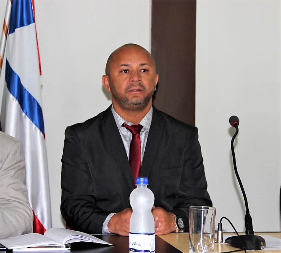 Vereador Marcos Resende - Foto Paulo Barbosa
