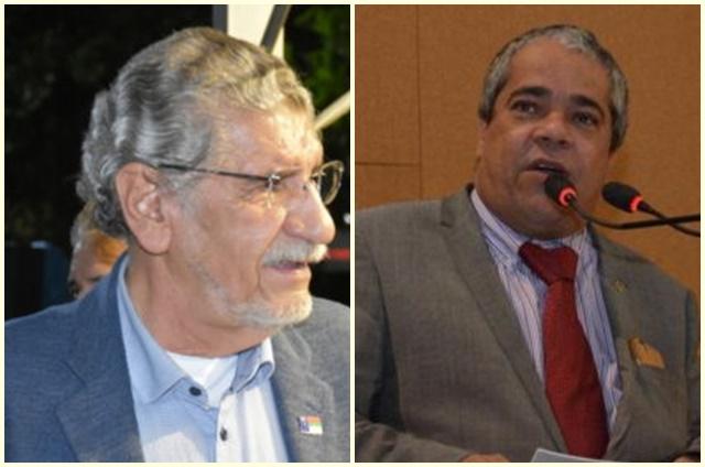 Prefeito Herzem Gusmão  /  Deputado Jean Fabrício