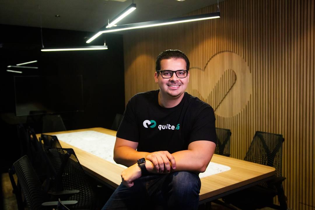 Luiz Henrique Garcia, CEO da QuiteJá