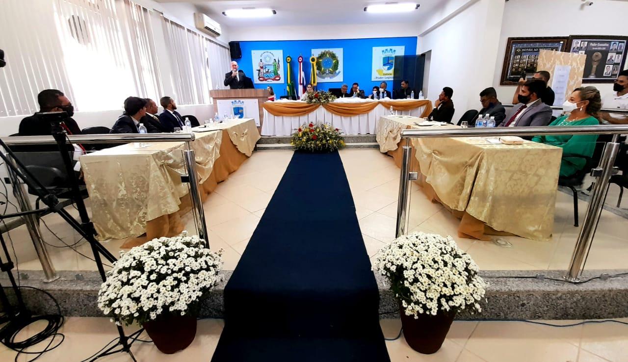 Plenário da Câmara Municipal de Itabela