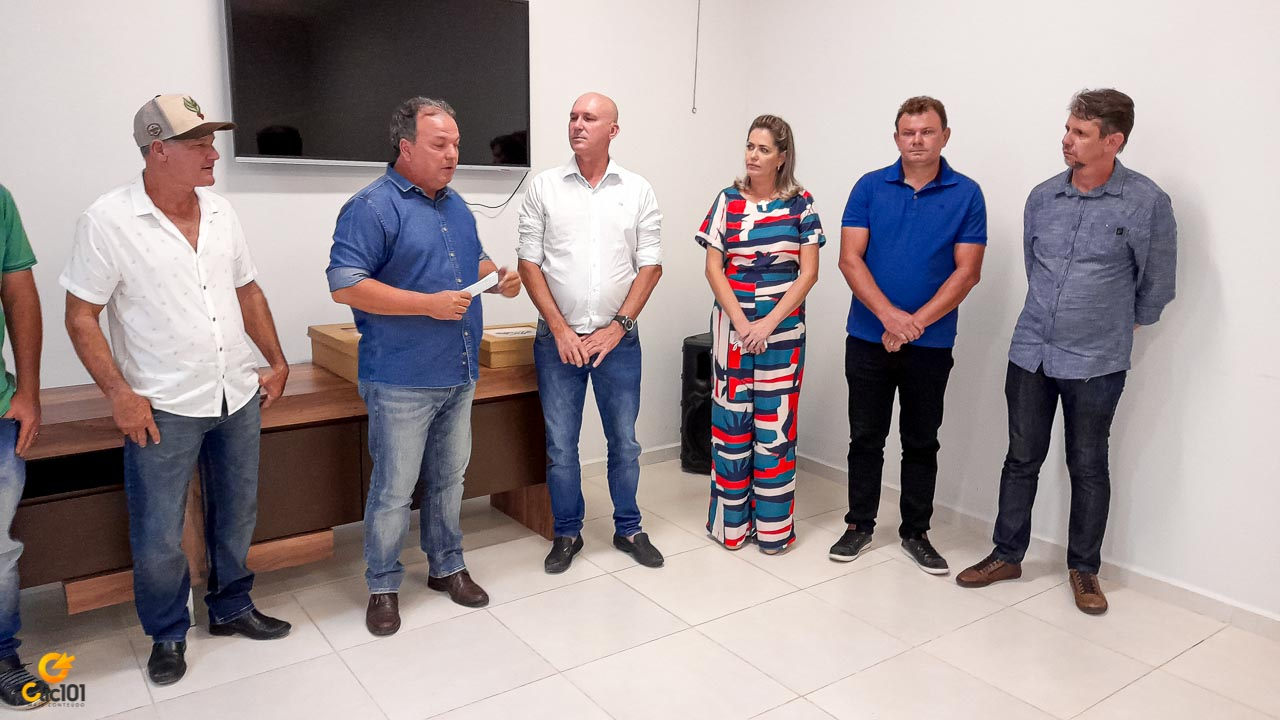 Sindicato dos Produtores Rurais de Itabela tem nova diretoria; José Wilis Grassi é eleito presidente 23